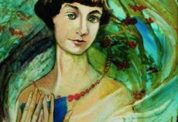 Poesie d'amore Cvetaeva: un arcobaleno di sensazioni