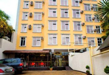 """Acolhedor hotel """"Marianne"""" (Sochi). Fotos, comentários turistas"""