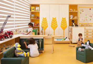 Kurse für Kinder 3-4 Jahre alt im Kindergarten. Klassen für Kinder zu Hause