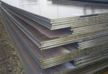 in acciaio basso tenore di carbonio: composizione e proprietà