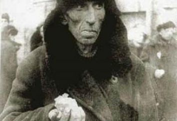 ração de pão em Leningrado sitiada: bloqueio ração