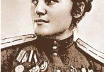 Héroe de Rusia Akimova Aleksandra Fedorovna: biografía, premios, fotos