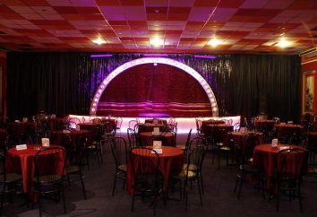 """Club """"Cabaret"""" San Pietroburgo: Descrizione, spettacoli, recensioni"""