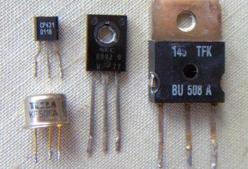 Le transistor est à la base de la technologie des semi-conducteurs