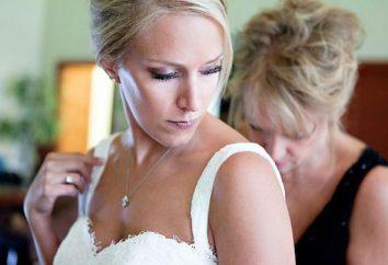 Jaki powinien być pożegnanie matki z córką na weselu?