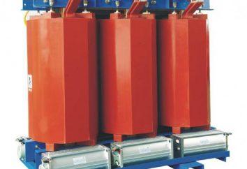 O que é um tipo seco transformadores? Especificações e Âmbito