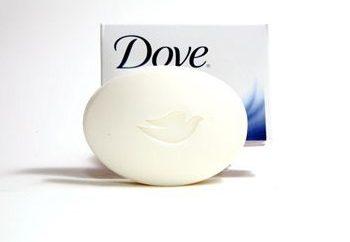 Savon « Dove »: la formule idéale pour les soins de la peau