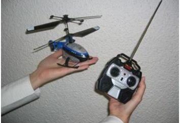 L'hélicoptère de la télécommande – comment faire le bon choix