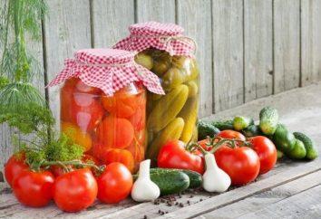 Tomates em conserva em frascos – gostoso, a partir do qual ninguém pode recusar!