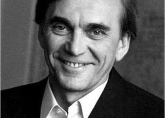 Elem Klimov es un director de cine soviético, autor de varias películas de libros de texto
