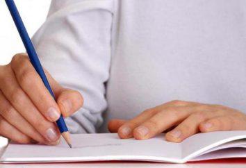 Tipos de disgrafía y la dislexia