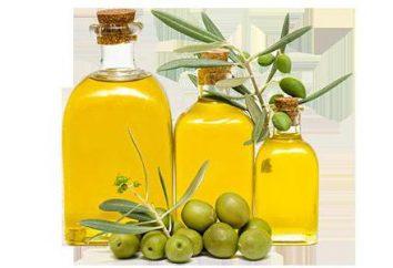 Oliwa z oliwek struktury, właściwości i zastosowania. Oliwa z oliwek do smażenia i sałatek opatrunki