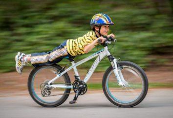 Kinderfahrräder sind die leichtesten