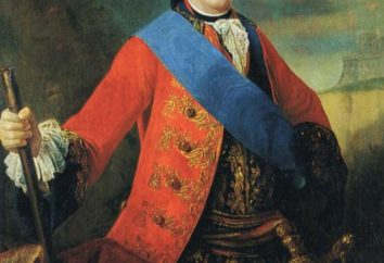 Que governou após Elizabeth? Crianças Elizavety Petrovny Romanovoy