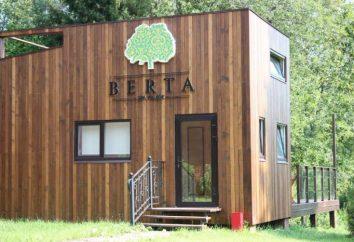 Berta centro de recreación Spa Village: Descripción de la habitación y comentarios