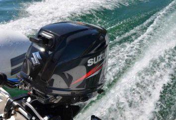 Silniki zaburtowe o najwyższej jakości – Suzuki