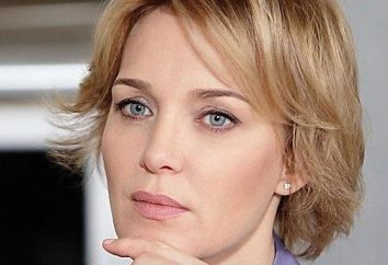Aktorka Natalia Vdovina: Biografia, kariera i życie osobiste
