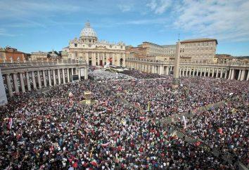 Home Rzym Area – miejsce pielgrzymek katolików świata