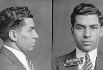 Charles Luciano (Lucky Luciano, Charles Lucky Luciano), um gangster italiano: uma biografia