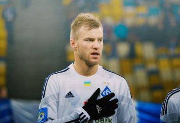 Andriy Yarmolenko: uma breve biografia
