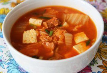 Kimchi – cucina coreana minestra. Come si prepara?