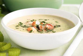Ricetta Zuppa di gamberetti: raffinatezza di mare