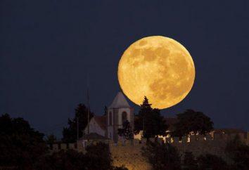 wielkość Księżyca, szczególnie teoria pochodzenia i porównanie z innymi ciał niebieskich Układu Słonecznego
