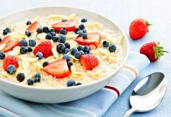Lo que es mejor comer para el desayuno, el almuerzo y la cena con una nutrición adecuada? Recetas de comida sabrosa y saludable