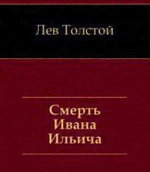 "Tolstoj, una sintesi di ""The Death Ivana Ilicha"""