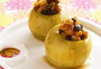 Pieczone Jabłko w Kuchni Mikrofalowej: Przepis Gotowania
