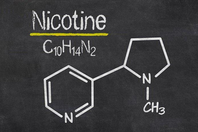was ist nikotin physikalische und chemische eigenschaften das nikotin in zigaretten nikotin. Black Bedroom Furniture Sets. Home Design Ideas