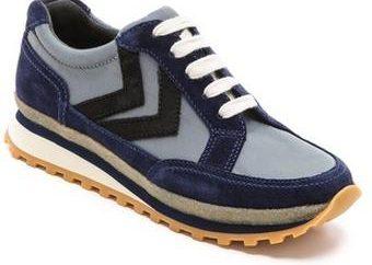 Wie Schuhe schnüren: die wichtigsten Möglichkeiten,