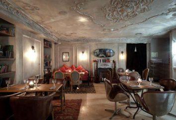 "Il ristorante ""Hippopotamus"" (San Pietroburgo): Recensioni dei visitatori"