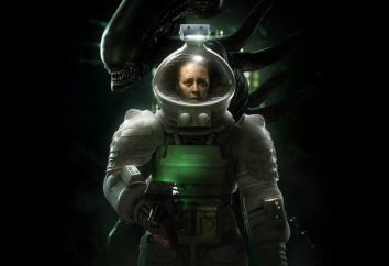 Alien: Isolation. Kommentieren und Walkthrough