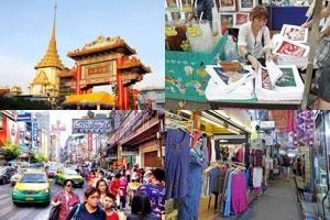 Shopping-Tour in China – ein Heilmittel für den Blues