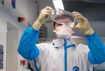 Infektiöse Sicherheit – ein System von Maßnahmen zum Schutz der Arbeitnehmer im Gesundheitswesen vor Infektionskrankheiten zu gewährleisten. Details