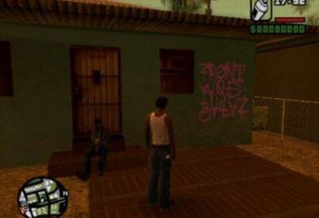 """Dettagli su come passare la missione nella """"GTA: San Andreas"""""""