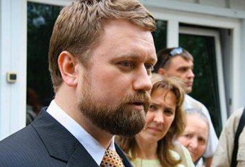 Ischenko Evgeniy Petrovich: foto, biografia, la famiglia, la moglie