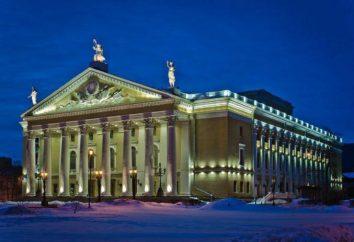 Opera House (Chelyabinsk): sobre o teatro, o repertório, comentários, endereço
