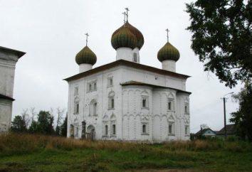 Guia turístico: atrações de Kargopol