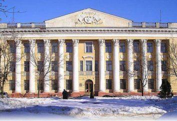 Musée d'histoire locale à Tambov: adresse, horaires d'ouverture, exposition