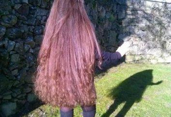 L'interprétation des rêves: beaux cheveux longs. Interprétation
