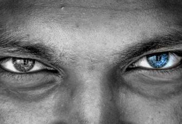 Occhi – lo specchio dell'anima. Non è vero?