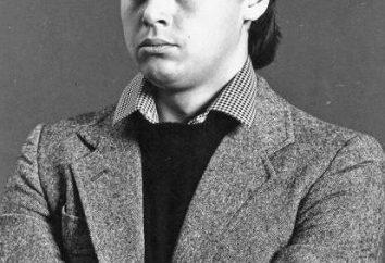 Dmitry Zolotukhin, aktor: biografia i filmografia