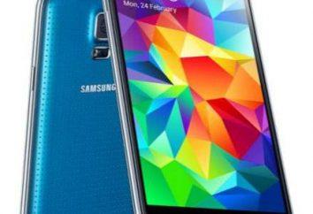 Smartphone Samsung Galaxy S5 SM-G900F: opiniones, descripciones, especificaciones y revisiones de los propietarios
