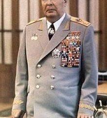portrait historique de Brejnev, ses réformes. Le portrait politique de Brejnev (brièvement)
