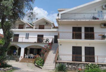 Villa Danica (Budva, Montenegro): descripción y comentarios
