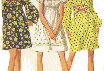 Baby-dollars – robe en tout temps. Histoire et modèles