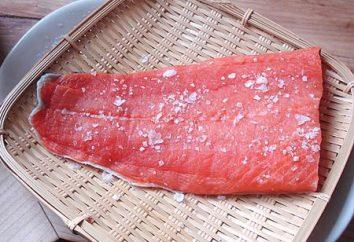 Comment le saumon décaper. Une des meilleures entrées