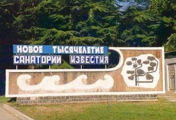 """Sanatorium """"Izvestia"""" (Adler): recensioni dei turisti"""